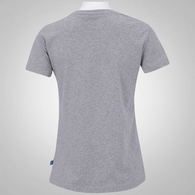 T Shirt adidas Mash Up Trefoil W