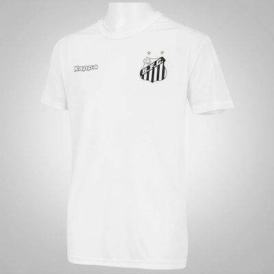 Camiseta do Santos 2016 Kappa Bow - Masculina