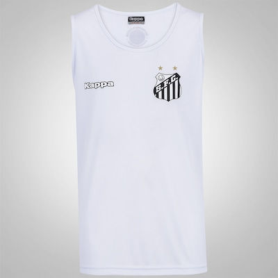 Camiseta Regata do Santos 2016 Kappa Deck - Masculina