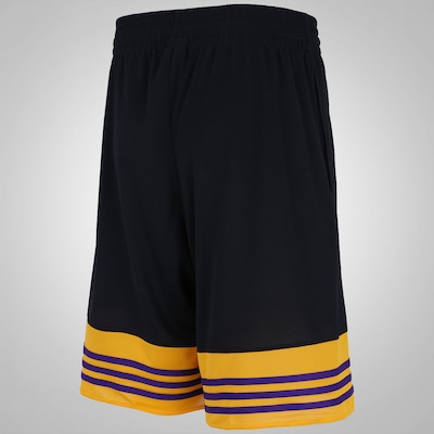 Bermuda adidas NBA Basics Los Angeles Lakers - Masculina