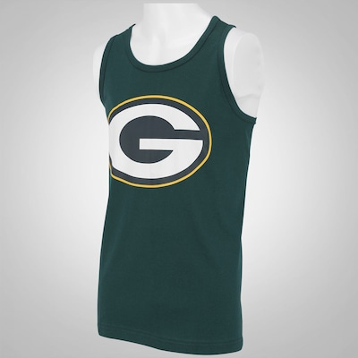 Camiseta Regata New Era Basic Green Bay Packers - Masculina