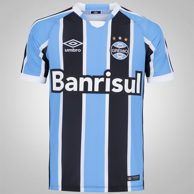 Camisa do Grêmio I 2016 s/n° Umbro