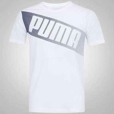 Camiseta Puma Fun Big Logo Graphic - Masculina