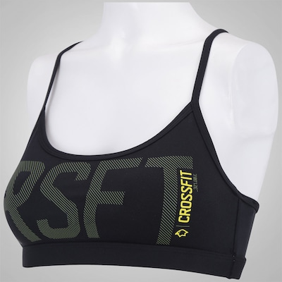 Top Fitness Reebok Crossfit Skinny Graphic - Adulto