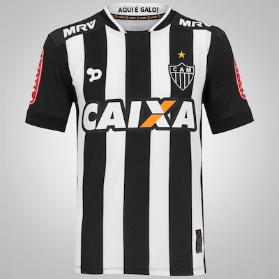 Camisa do Atlético-MG I 2016 Dryworld  Autêntica - Masculina