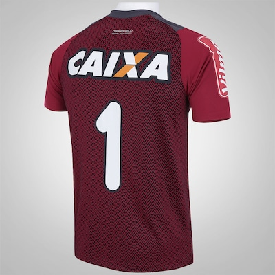 Camisa de Goleiro do Atlético-MG III 2016 Dryworld - Masculina