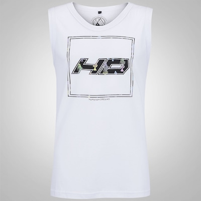 Camiseta Regata HD Estampada 2143 - Masculina