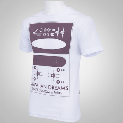 Camiseta HD Skate Custom & Parts - Masculina