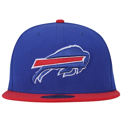 Boné Aba Reta New Era Buffalo Bills NFL Evergreen - Fechado - Adulto