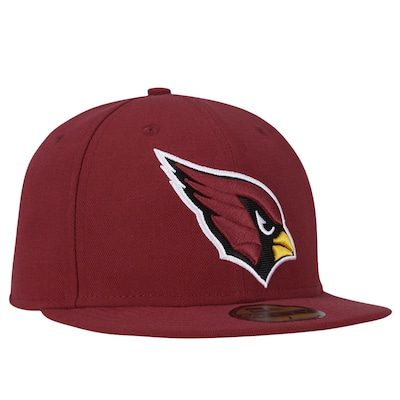 Boné Aba Reta New Era Arizona Cardinals NFL Evergreen - Fechado - Adulto