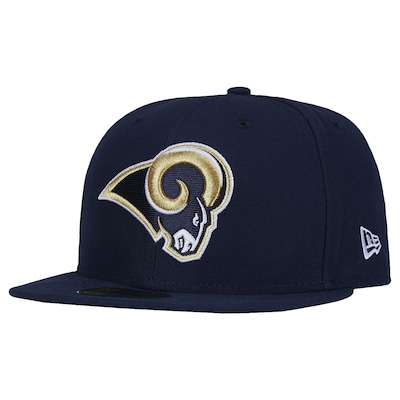Boné Aba Reta New Era Saint Louis Rams NFL Evergreen - Fechado - Adulto