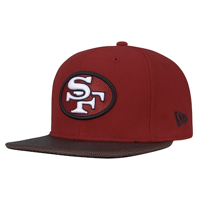 Boné Aba Reta New Era 9FIFTY San Francisco 49ers NFL - Snapback - Adulto