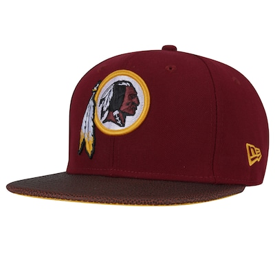 Boné Aba Reta New Era Washington Redskins NFL Super Bowl  XXII - Snapback - Adulto