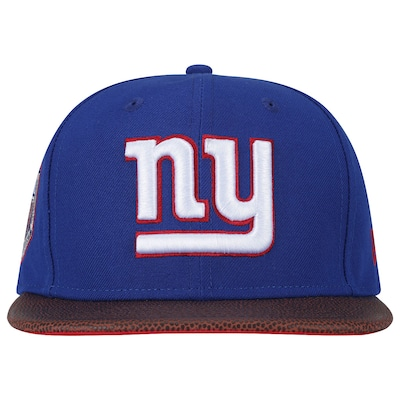 Boné Aba Reta New Era New York Giants NFL - Snapback - Adulto