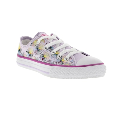 Tênis Converse All Star CT AS Embroidery OX - Infantil