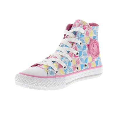 Tênis Converse All Star CT AS Pinwheel HI - Infantil