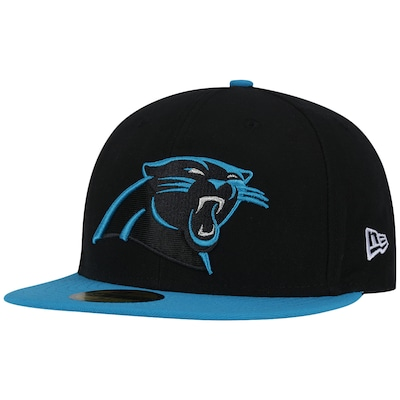 Boné Aba Reta New Era Carolina Panthers NFL Game - Fechado - Adulto