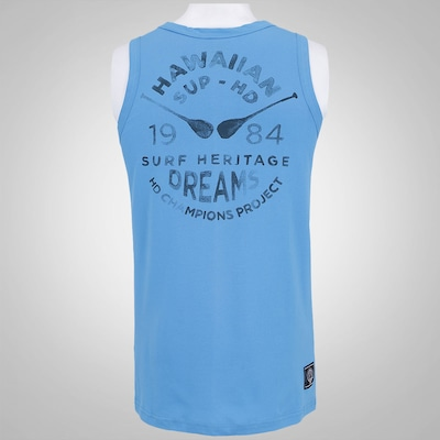 Camiseta Regata HD Estampada 1861 - Masculina