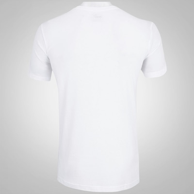 Camiseta Puma Logo Abstract Tee - Masculina