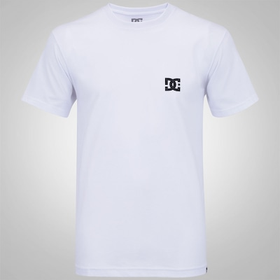 Camiseta DC Shoes Bas Basic Star - Masculina