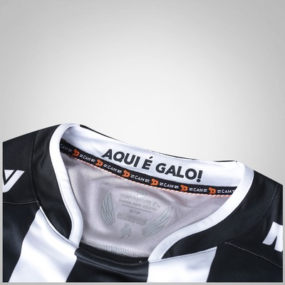 Camisa do Atlético-MG 2016 Nº7 Dryworld - Masculina