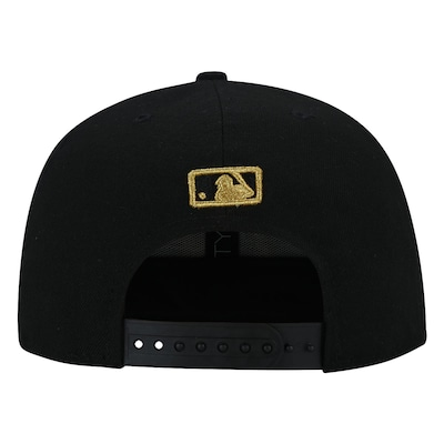 Boné Aba Reta New Era 9FIFTY New York Yankees MLB Gold- Snapback - Adulto