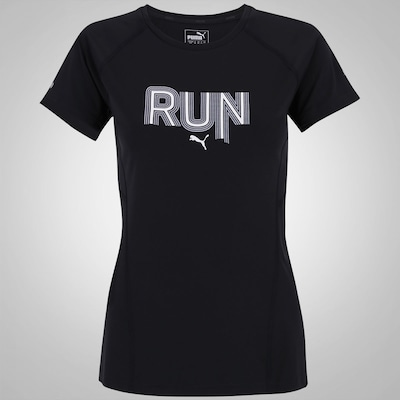 Camiseta Puma Run - Feminina