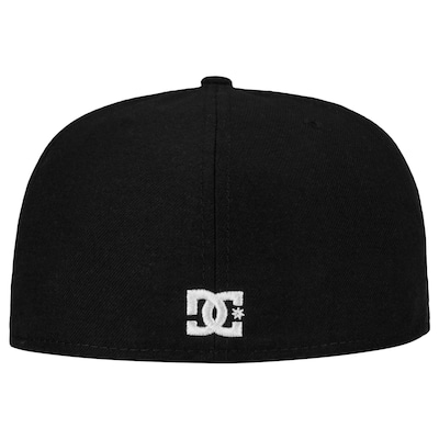 Boné Aba Reta DC Shoes New Era 59FIFTY Empire SE - Fechado - Adulto