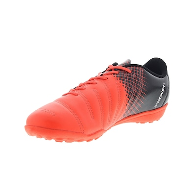 Chuteira Society Puma Evopower 4.3 Tricks TT - Adulto