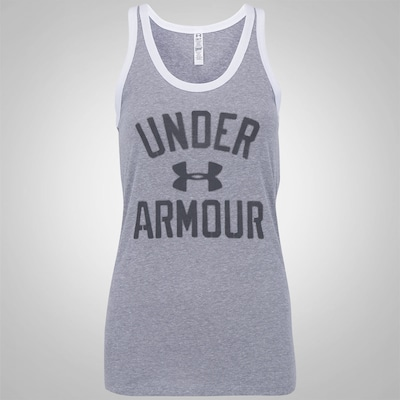 Camiseta Regata Under Armour Favorite Lega T - Feminina