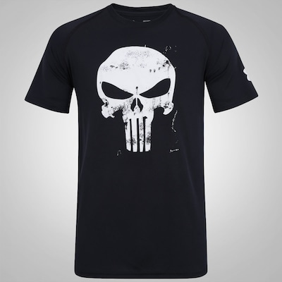 Camiseta Under Armour Alter Ego Punisher O Justiceiro - Masculina