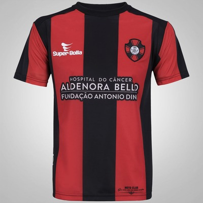 Camisa do Moto Club III 2016 Super Bolla - Masculina