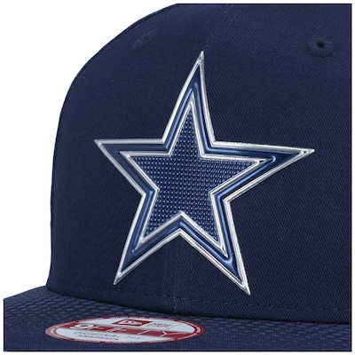 Boné Aba Reta New Era Dallas Cowboys NFL - Snapback - Adulto