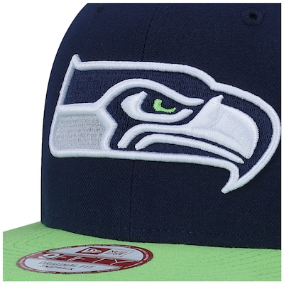 Boné Aba Reta New Era Seattle Seahawks - Snapback - Adulto