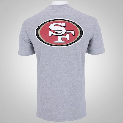 Camiseta New Era San Francisco 49ers NFL - Masculina
