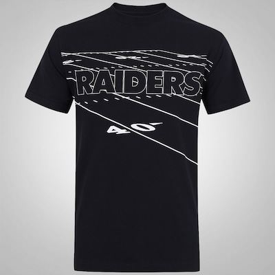 Camiseta New Era Oakland Raiders - Masculina