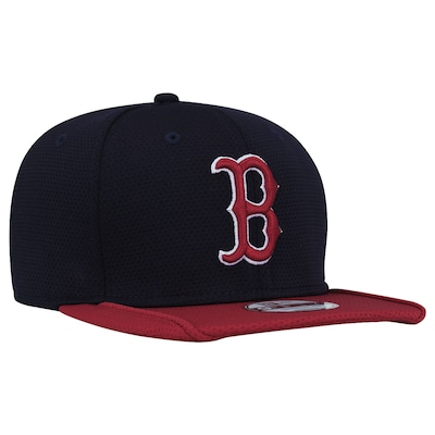 Boné Aba Reta New Era Boston Red Sox MLB - Snapback - Adulto