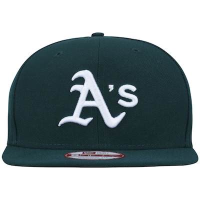 Boné Aba Reta New Era  Oakland Athletics MLB - Strapback - Adulto