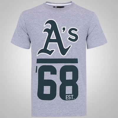 Camiseta New Era Oakland Athletics - Masculina