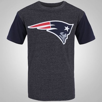 Camiseta New Era New England Patriots 08 NFL Team - Masculina