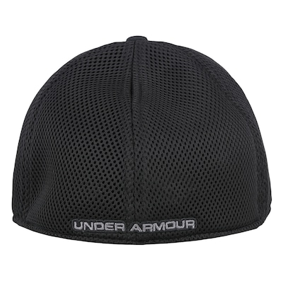Boné Under Armour Mesh Stretch Fit - Fechado - Adulto