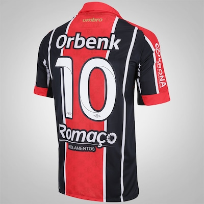Camisa do Joinville I 2015 nº10 Umbro - Masculina
