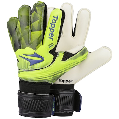 Luvas de Goleiro Topper Vector League II - Adulto