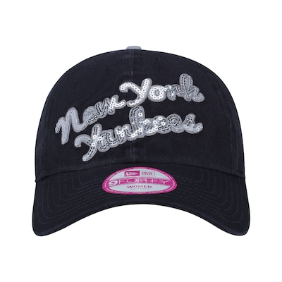 Boné New Era 9FORTY New York Yankees MLB Women - Strapback - Adulto