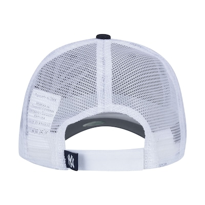 Boné New Era 9FORTY New York Yankees MLB - Strapback - Trucker - Adulto