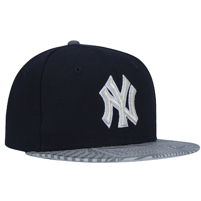 Boné Aba Reta New Era 59FIFTY New York Yankees MLB The Original - Fechado - Adulto