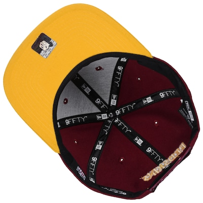 Boné Aba Reta New Era Of Sn Classic Washington Redskins - Snapback - Adulto