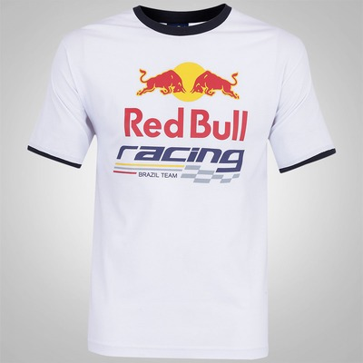 Camiseta Red Bull RBR Racing SC Logo Details - Masculina