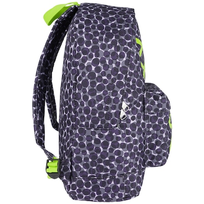 Mochila Roxy Sugar Baby Dot On Dots Blue