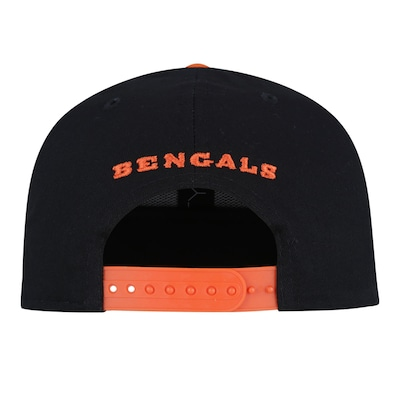 Boné Aba Reta New Era 9FIFTY Cincinnati Bengals Draft NFL Team - Snapback - Adulto